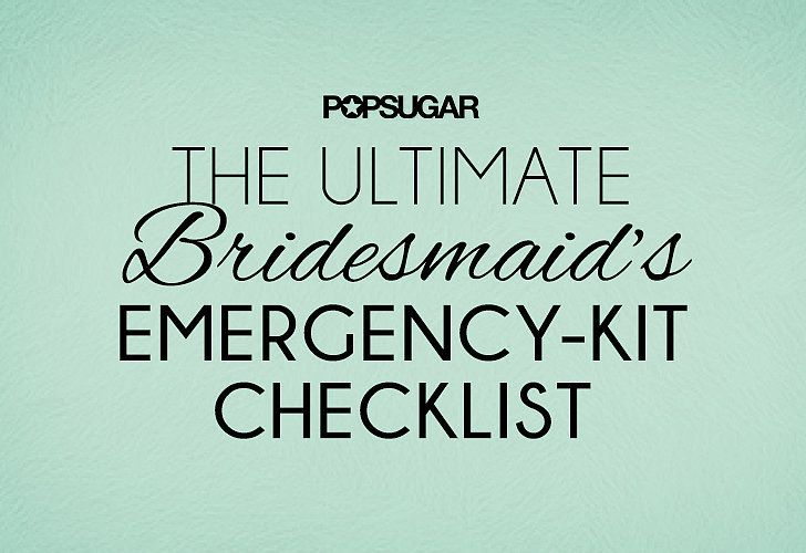 19 Bridesmaid Beauty Essentials You Need For the Big Day