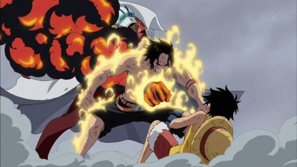 After 6+ corazon art , bandai has to make this one happen for Luffy&Ace Plus: OnePieceTC