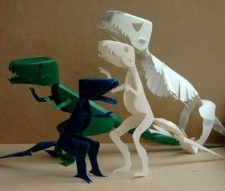 Dino 8 Steps with Pictures bottle crafts Shampoo DinoShampoo Dino 8 Steps with Pictures bottle crafts Shampoo Dino Unicorn Papercraft 3D Papercraft  Build Your Own Low Po...