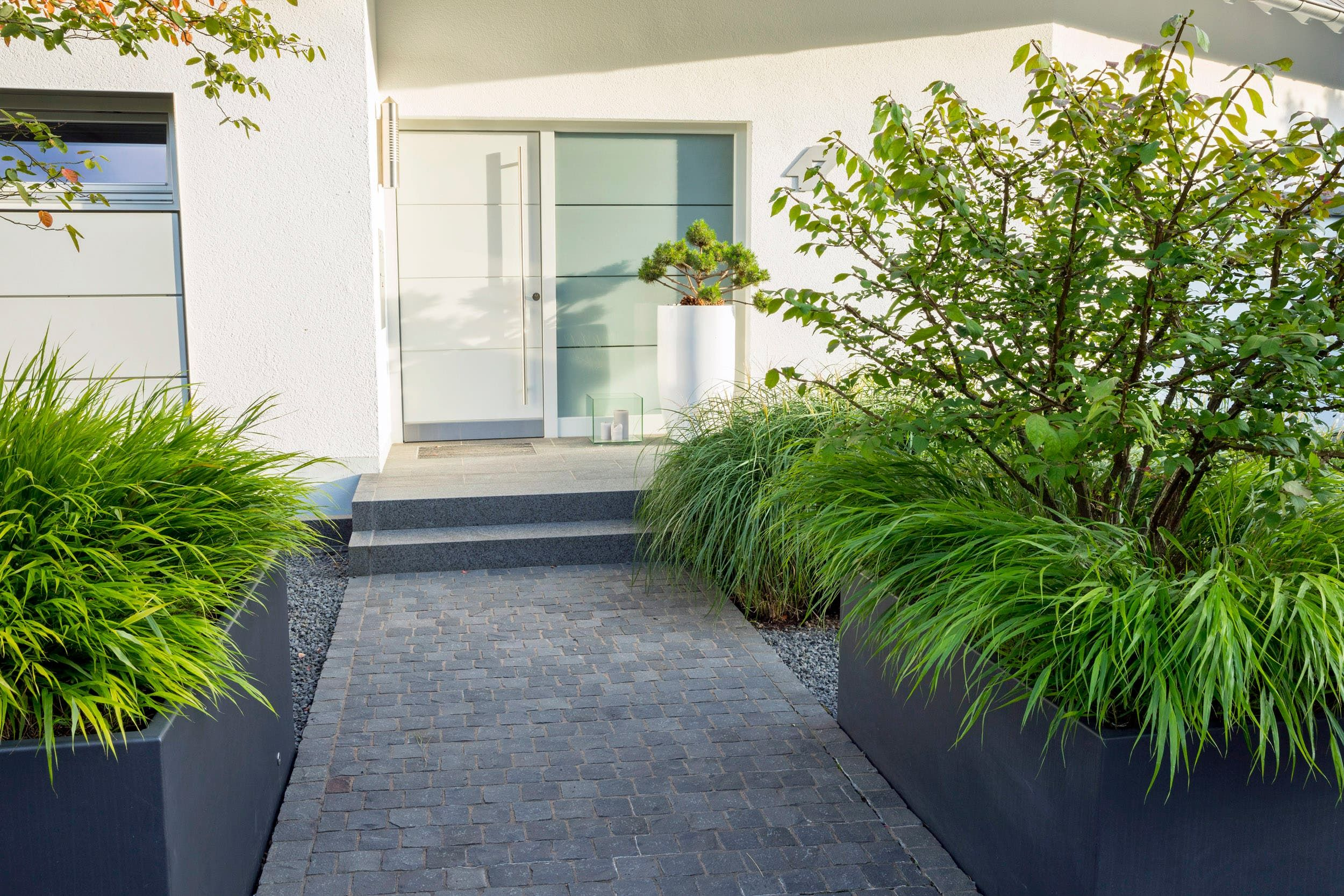 Vorgarten und Hauseingang: Ideen zur Gestaltung | NZZ Bellevue