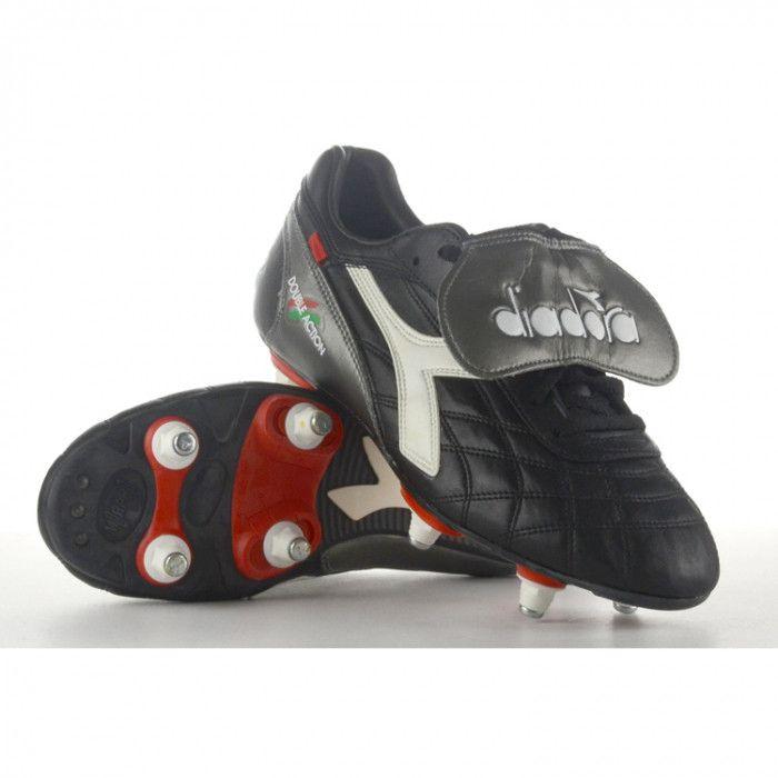 1990 Diadora Morpho Sc Football Boots In Box Sg Football Boots Predator Football Boots Black Football Boots