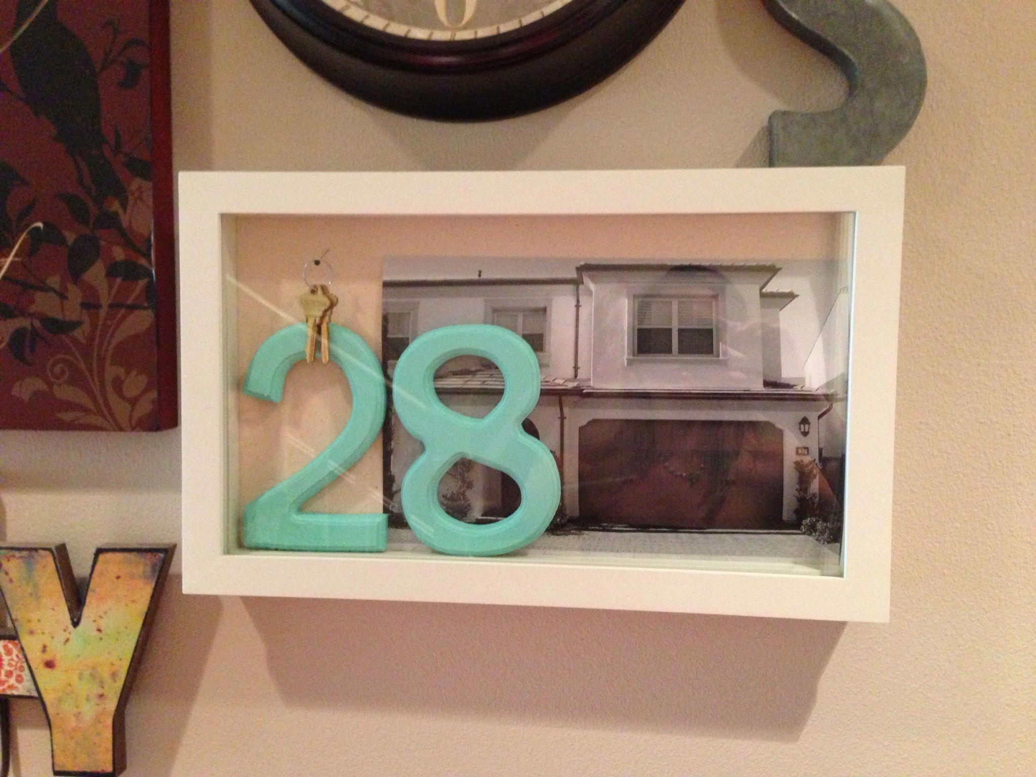 Real Estate closing gift. Sara Hereford, Fox Properties