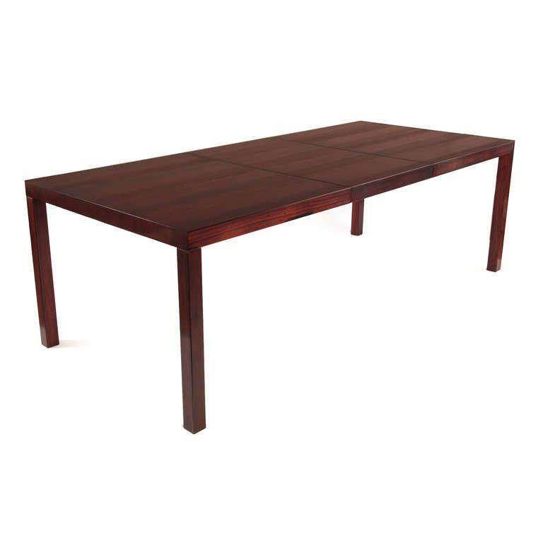 Superb Milo Baughman Thayer Coggin Dining Table