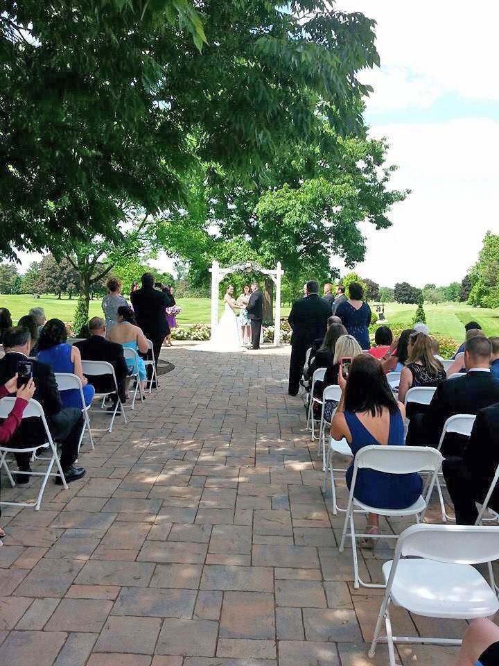 Out Door Country Club Weddings York Pa Pa Locales Pinterest