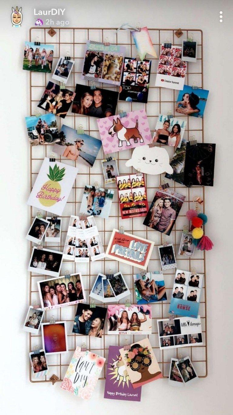 ❤81 dorm room inspiration decor ideas 3 images