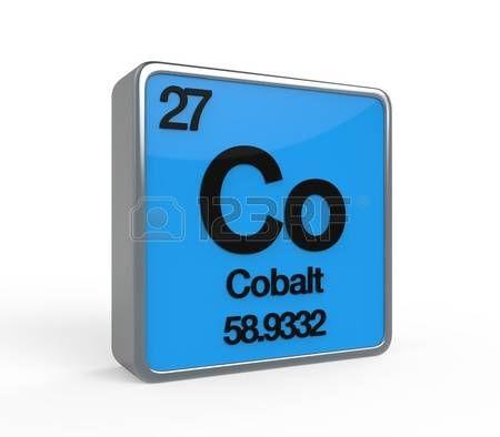 Elemento cobalto Cobalt Co Elementos químicos Pinterest Cobalt - best of tabla periodica de los elementos pdf wikipedia