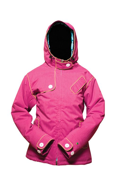 Shred Betties | Gear | BOND with your Outerwear