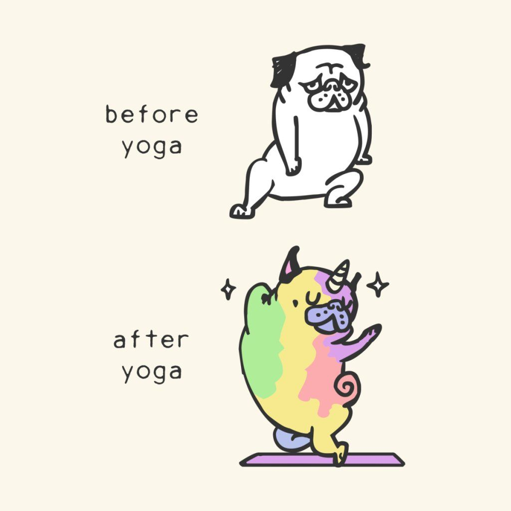 After Yoga