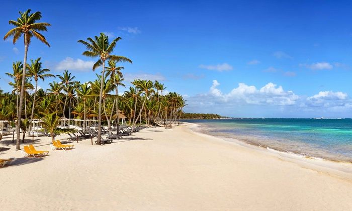 3 Or 5 Night All Inclusive Catalonia Bavaro Beach Golf