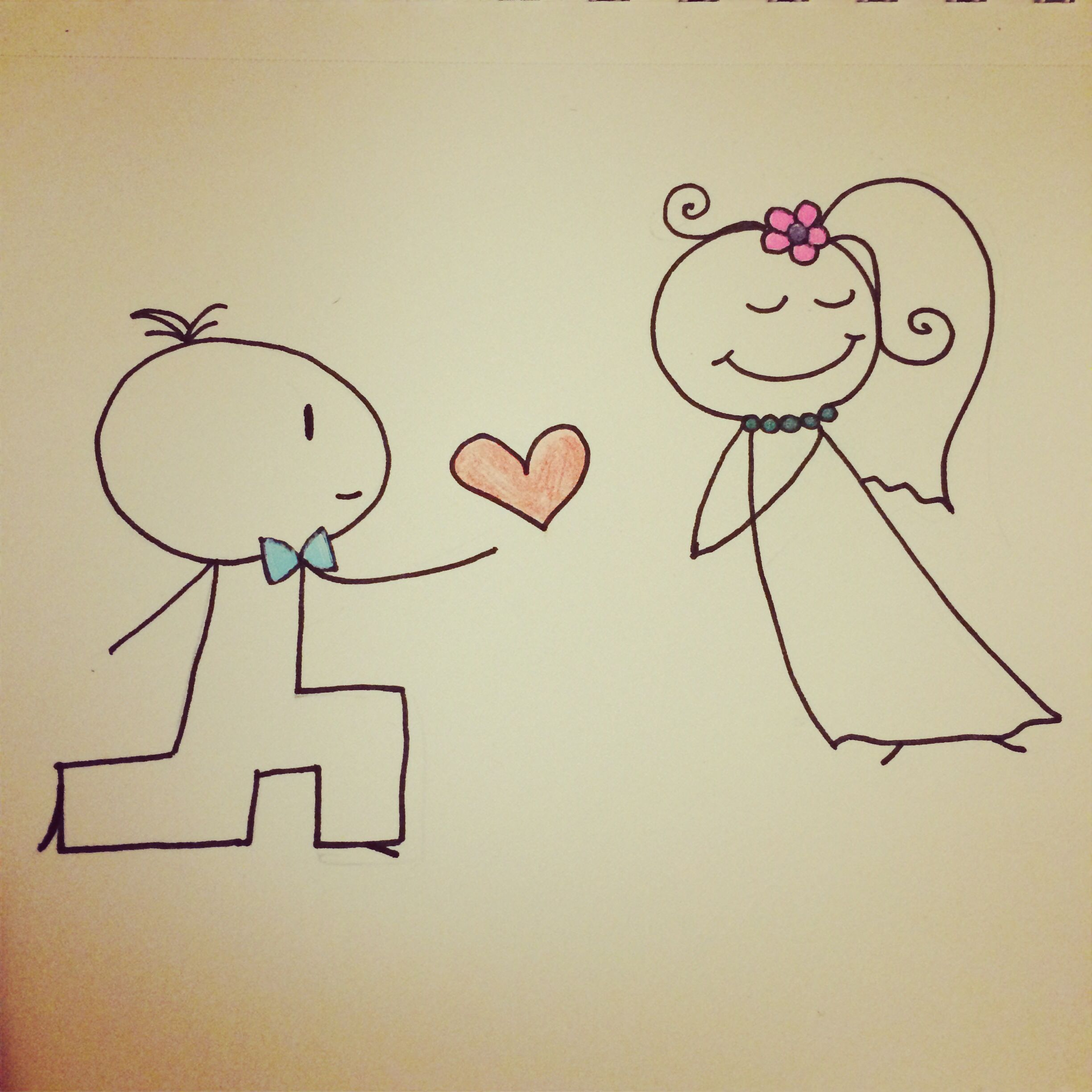 Cute Easy Couple Drawing How To Draw A Boy And Girl Kissing Easy