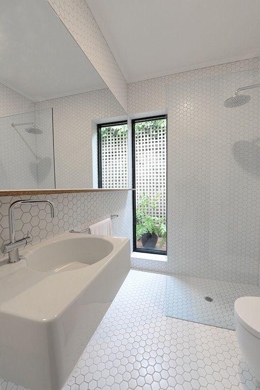 Journal Bespoke Tile Stone White Bathroom Tiles Grey