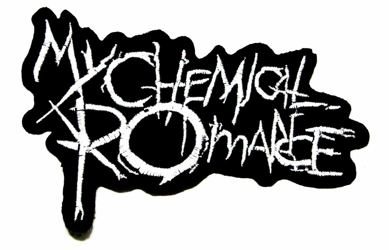 Amazon Com My Chemical Romance Music Band Logo Embroidered Iron