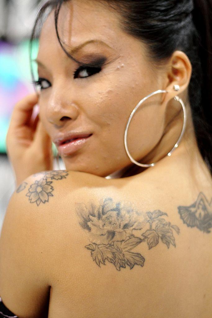 asa akira tattoos