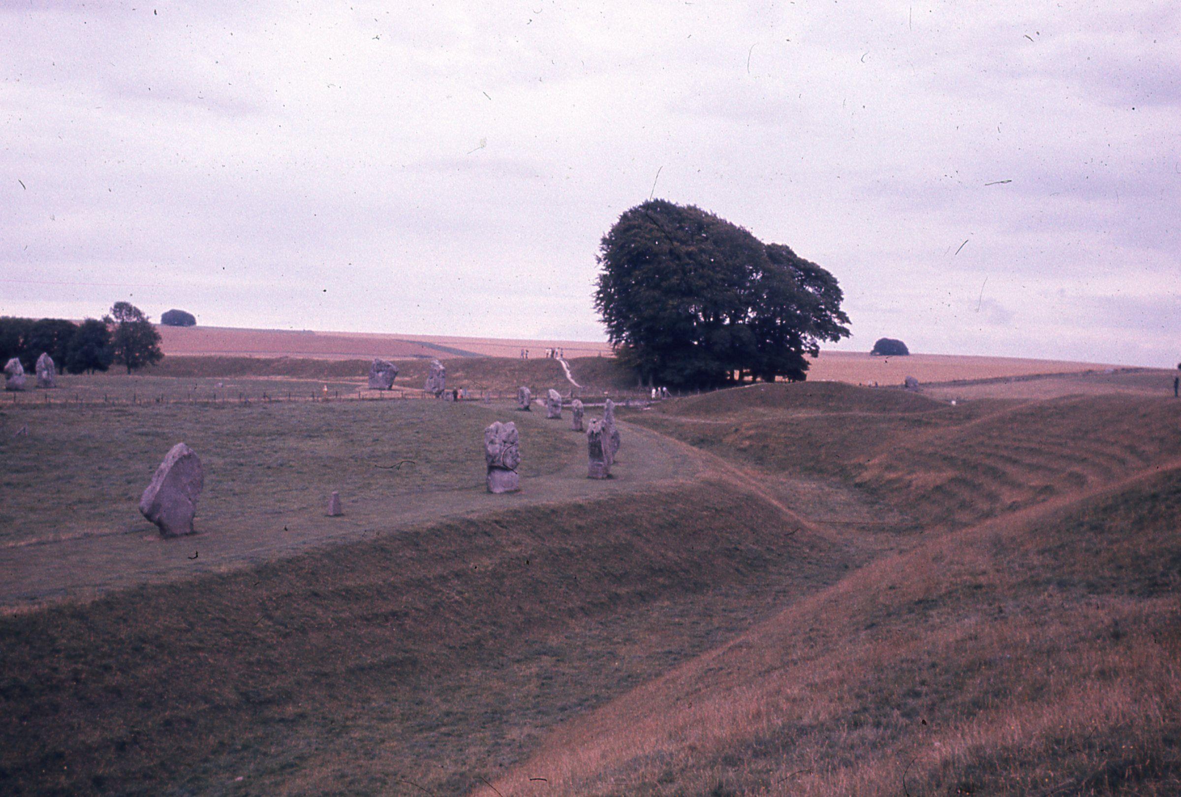 Avebury, 1970 Country