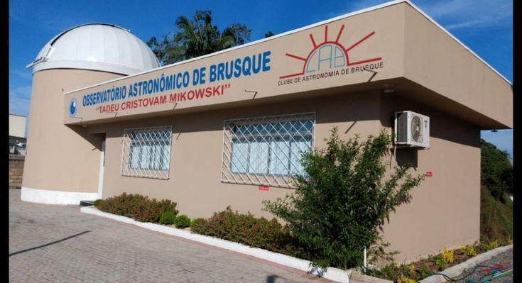 Observatório Astronômico de Brusque