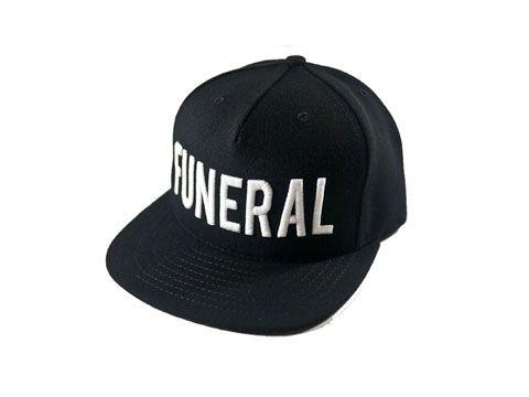 BLACK SCALE FUNERAL SNAPBACK  c8743045e30