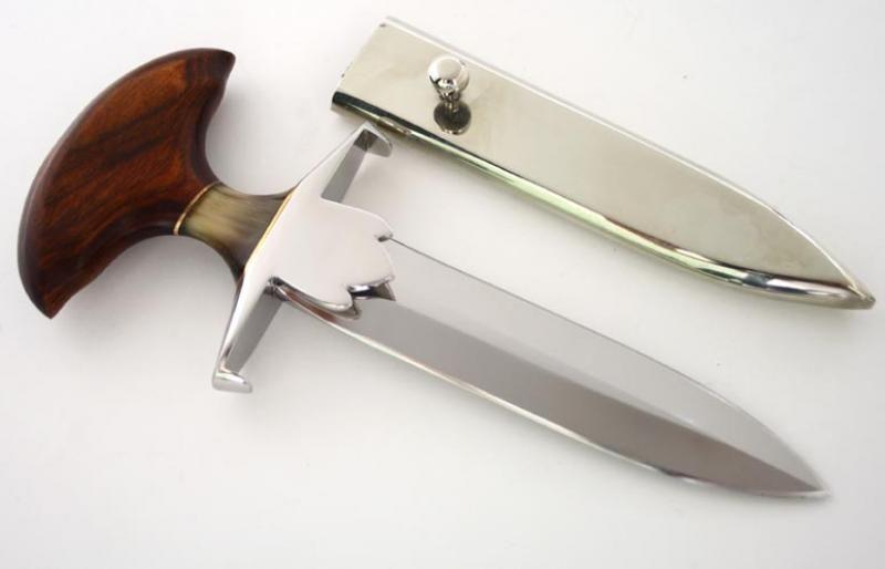 push dagger | Push Dagger-by--Campbell - Arizona Custom Knives