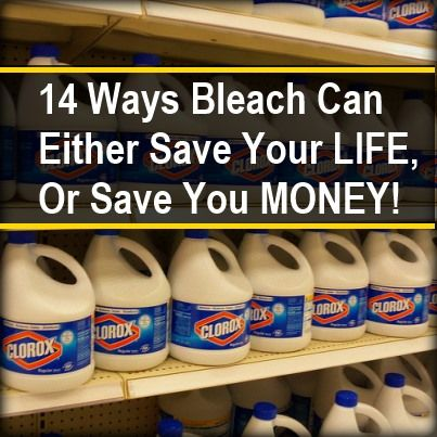 How To Make A Disinfectant Spray Antiseptic Wash From Bleach