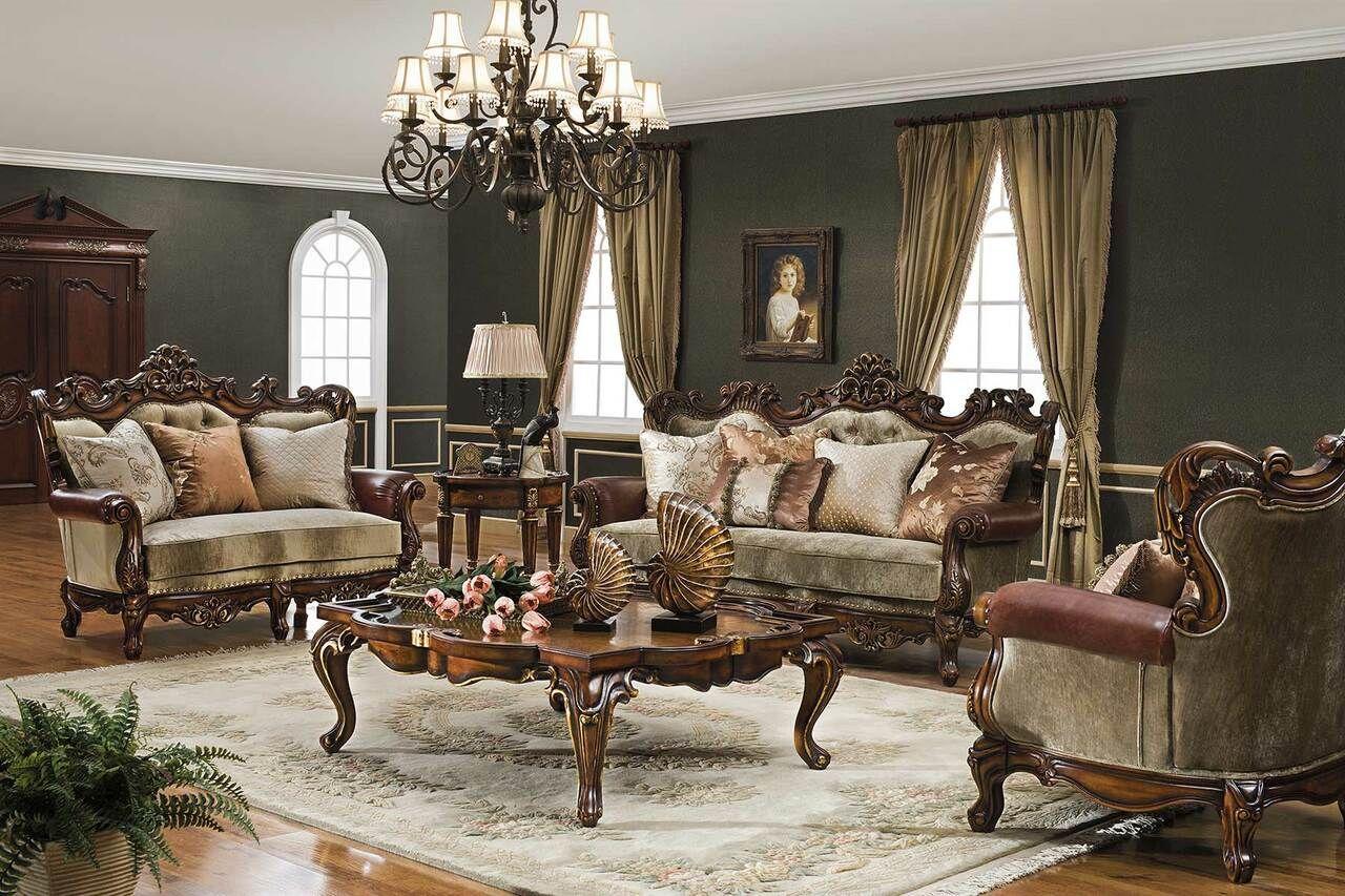 36+ Antique living room ideas information