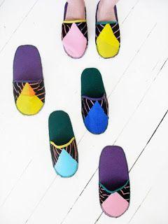 slippers - Varpunen: Parvetossut