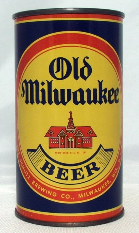 Old Milwaukee - Steel Canvas