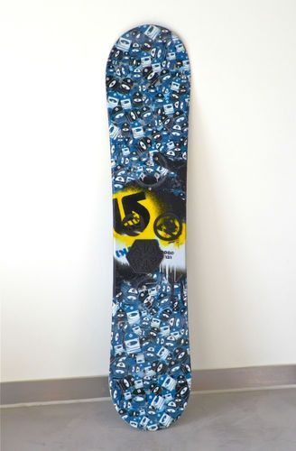 Burton Chopper Boy's Kid's Snowboard 121 cm (43)