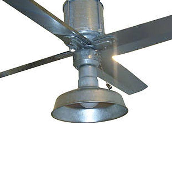 Machine Age Warehouse Ceiling Fan Light Kit