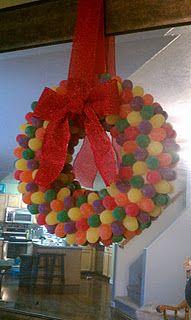 Gumdrop wreath (HoH76)