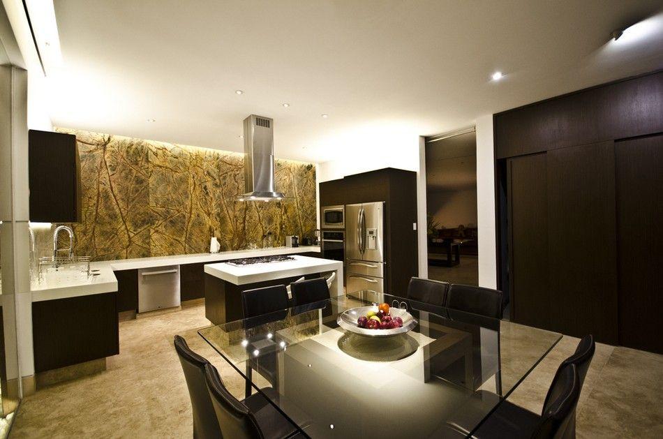 Planos de casa grande con piscina, exclusivo diseño de casa de lujo ...