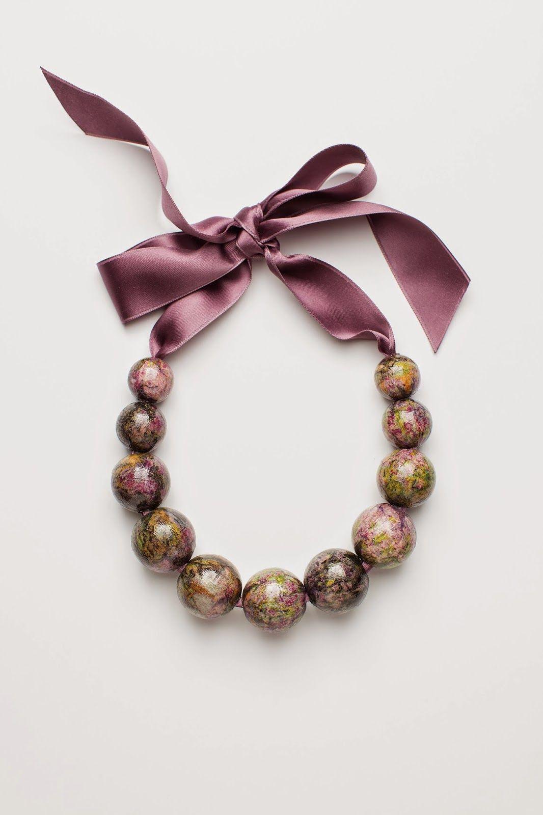 L'ah! Necklace ♥ Unique Handmade Jewelry