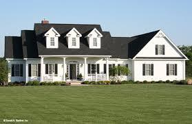 Cape Cod House Plans Cape Cod Floor Plans By Don Gardner In 2020 Cape Cod House Exterior Cape Cod House Plans Dream House Plans