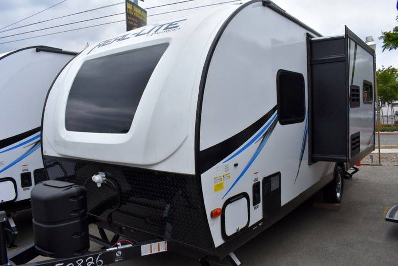 2019 Palomino Real Lite Mini Rl 182 For Sale Upland Ca Rvt Com Classifieds Travel Trailers For Sale Travel Trailer Recreational Vehicles