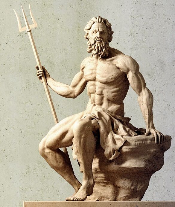 Ancient Greece Reloaded Ancient Greece Sculpture Poseidon