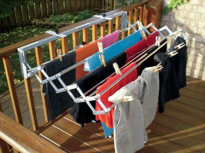 Laundry Drying Racks 7 Small Space Solutions Drying Rack
