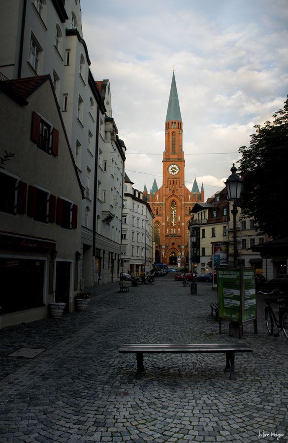 St Platz München church by julien wagon on 500px kirche st johann babtist