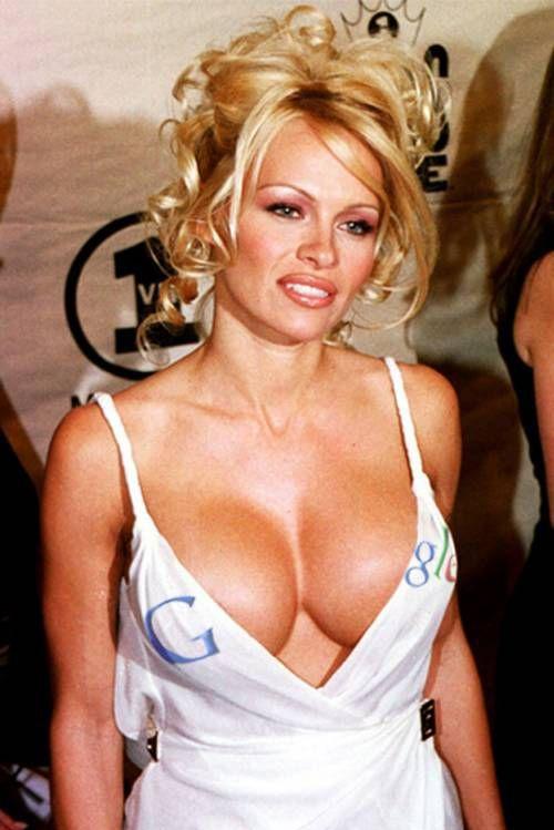 Pamela Anderson Google