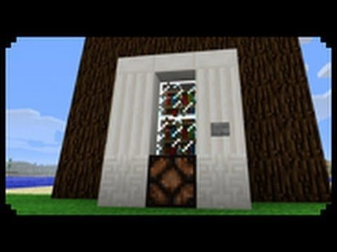 ✔ Minecraft: How to make a Vending Machine - YouTube