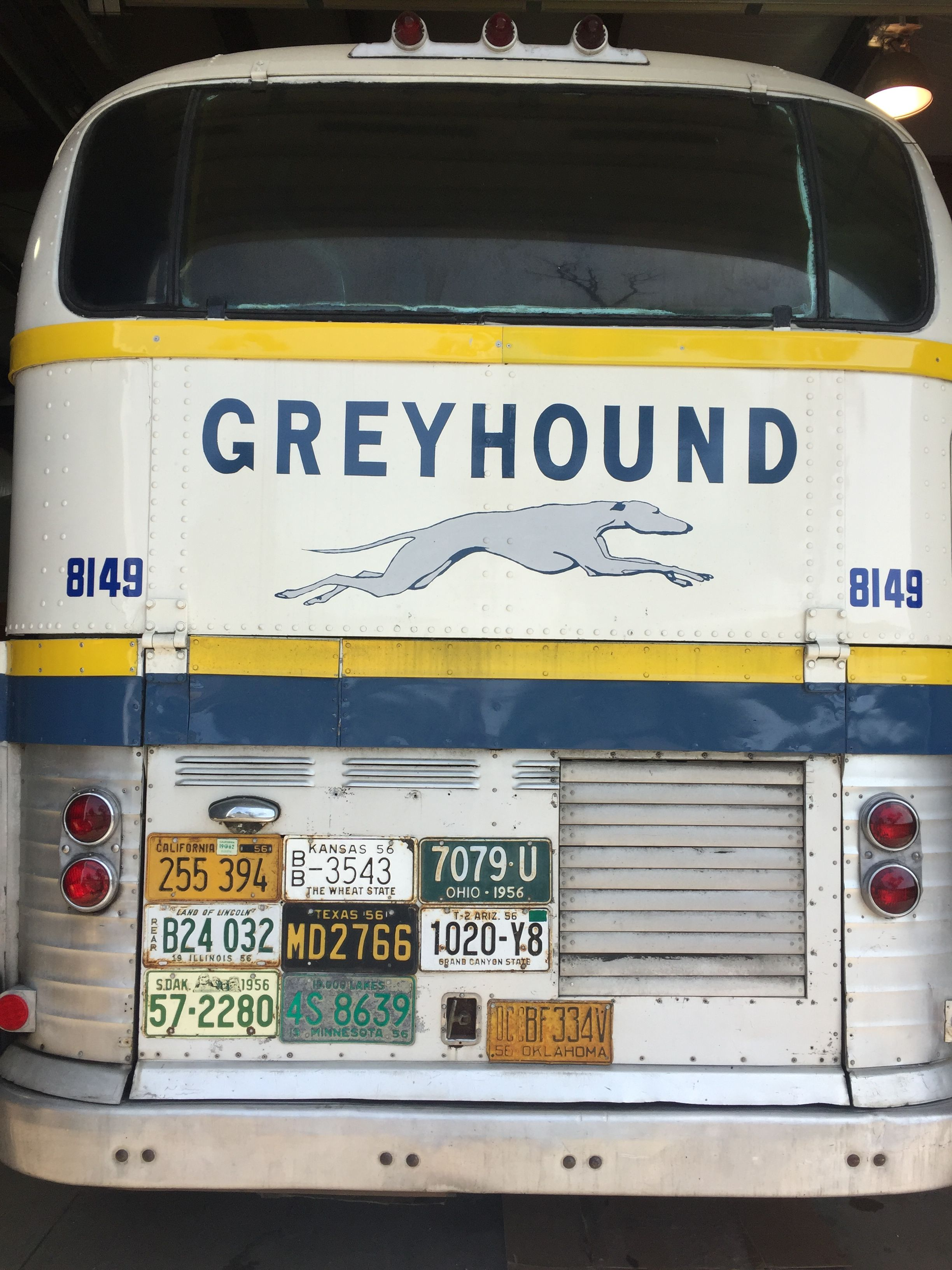 Scenicruiser Bus City Bus Coach Greyhound Bus
