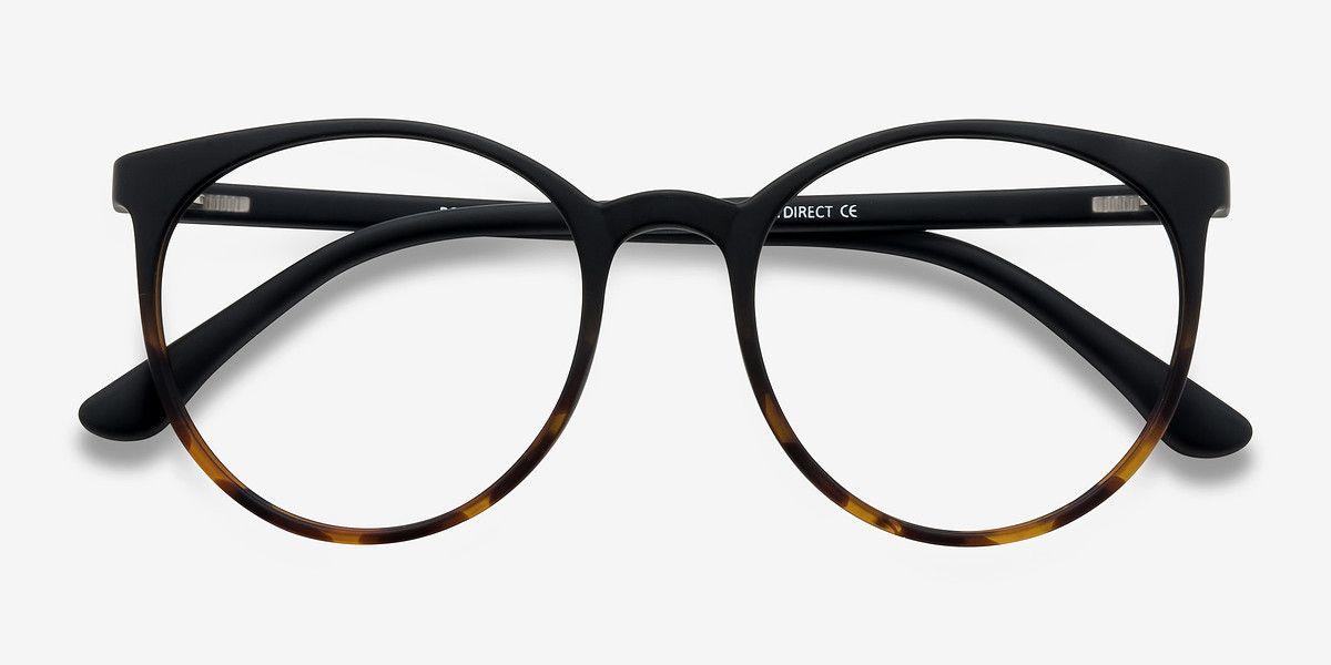 50c01882ca3 Portrait Black Tortoise Plastic Eyeglasses from EyeBuyDirect. Discover  exceptional style