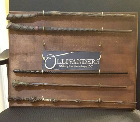 This is a perfect wand display for any harry potter wand for Elder wand display