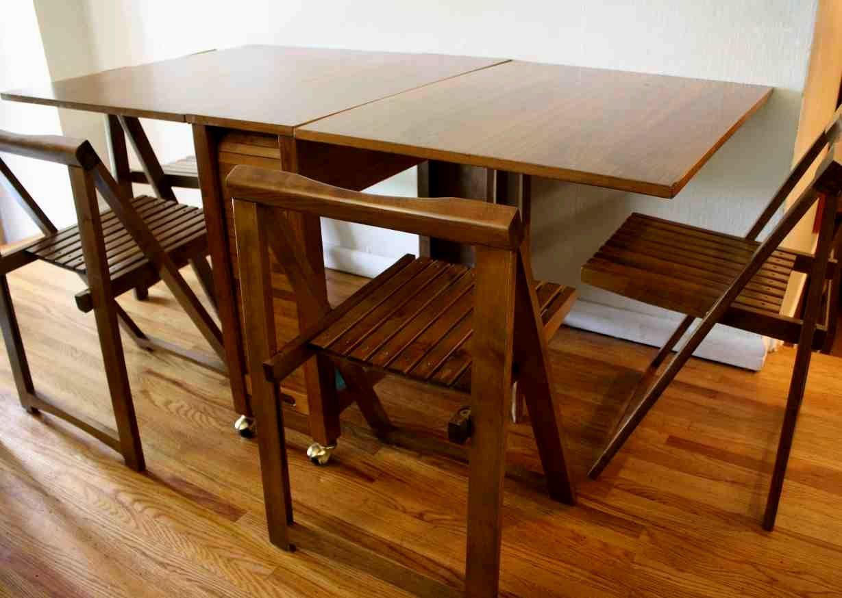 Faltbarer Tisch Mit Stuhl Speicher | Stühle | Pinterest | Speicher ...