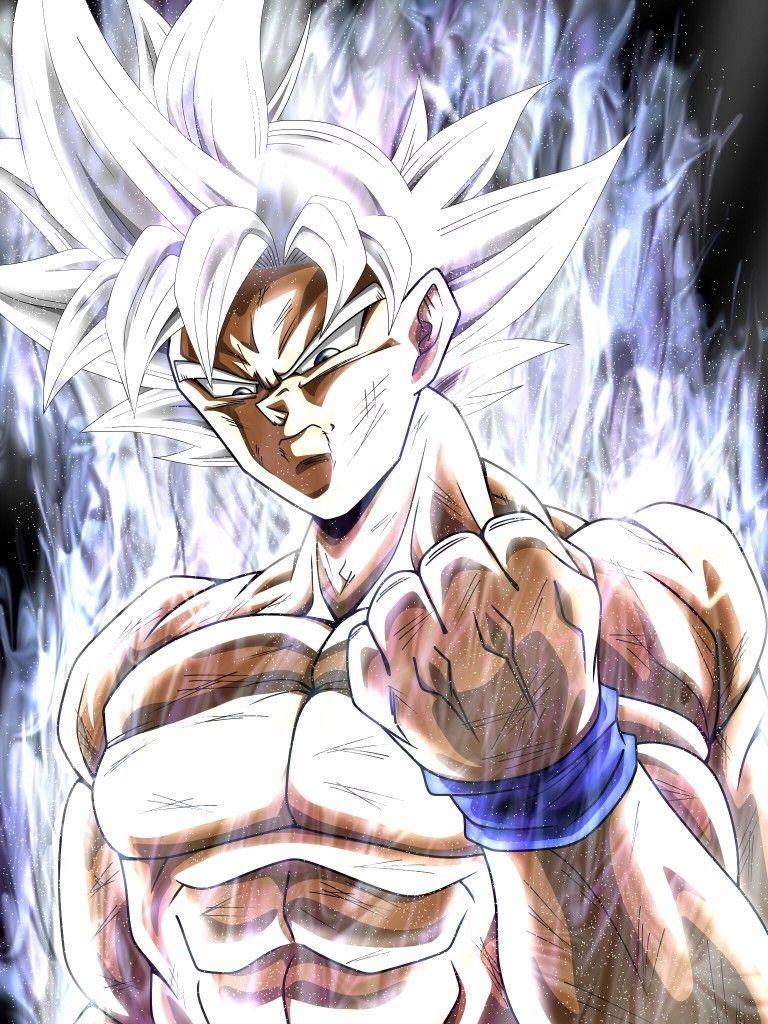 Goku Migatte No Gokui Perfect Dbz Dragon Ball Dragon Ball Z Dragon