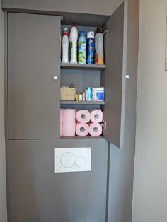 Avant/après toilettes déco avec WC suspendu | Etcaetera | deco ...