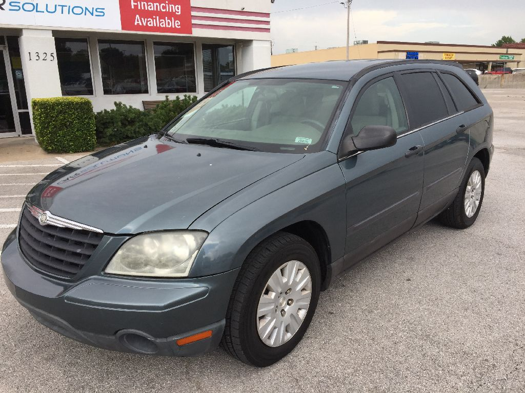 2008 Chrysler Pacifica W Body Kit With Images Chrysler
