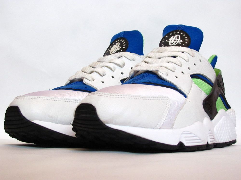 low priced e9dcb f1b93 low cost nike air huarache all blue old 5ecbd 4a78a