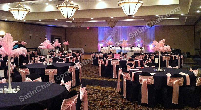 Hilton Garden Inn Kankakee IL Riverstone Conference Center   Lighting  Linens Chair Covers Backdrop Rental By Amazing Ideas