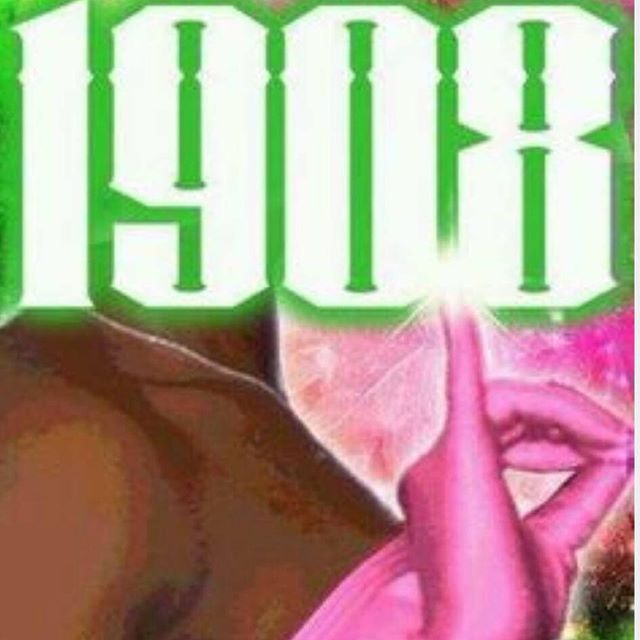 Happy Founders' Day to my Oh So Pretty Sorors of Alpha Kappa Alpha Sorority, Inc. #aka108 #aka1908