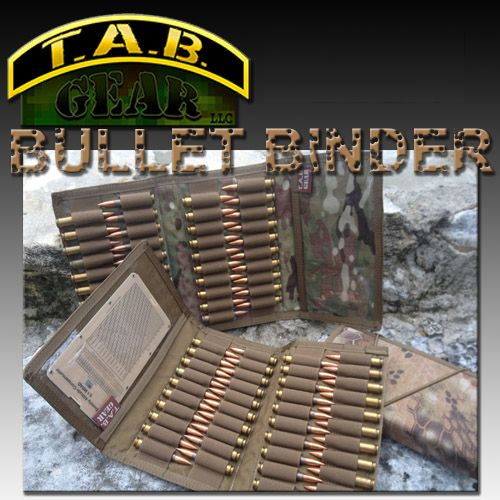 Tab Gear BB: Bullet Binder | Long Range | Shooting gear