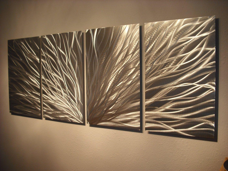 amazon metal wall art modern home décor abstract wall