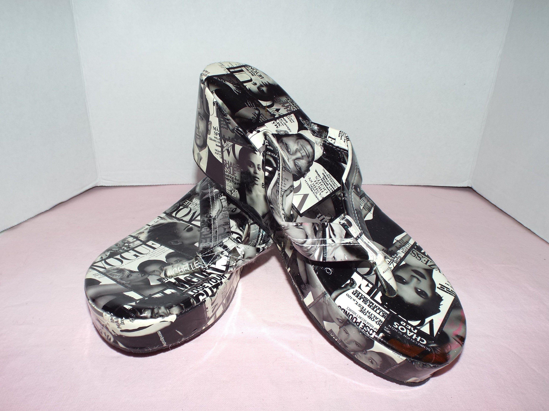 Retro Vogue Platform Sandals, Women's